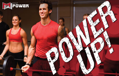 Group Power Fitness Clas